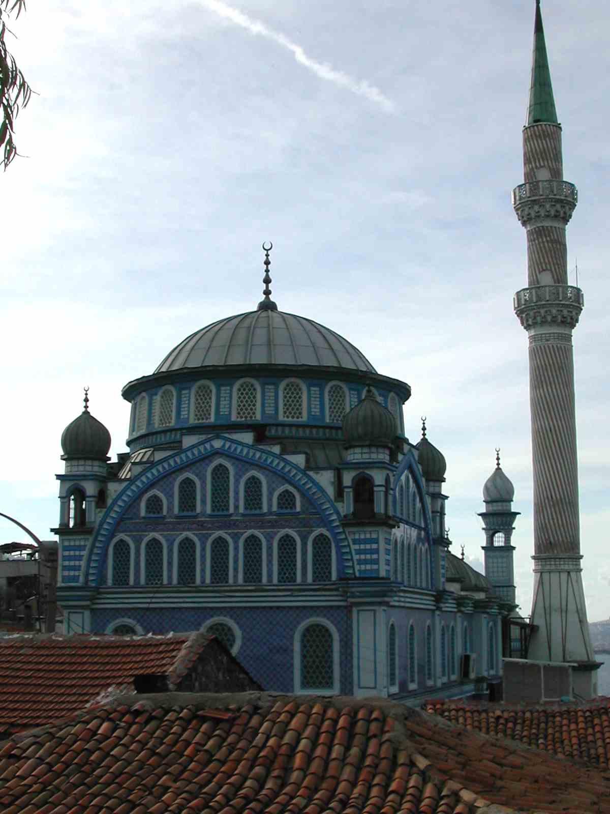 The Salepcioglu Mosque, Izmir, May 2003